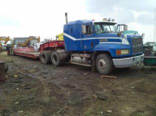 70 Ton Lowbed Mack Truck