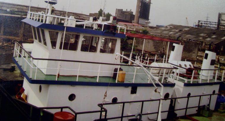 Multiple purpose Tug Boat
