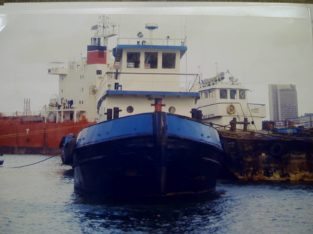 Multiple purpose Tug Boat