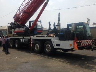Motorised Crane